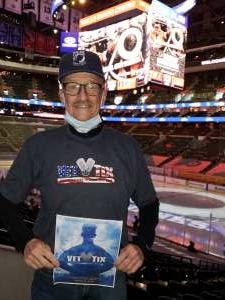 Click To Read More Feedback from Philadelphia Flyers vs. New Jersey Devils - NHL ** Military Appreciation Night ** Please Read Event Notes **