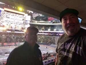 Steve G. attended Philadelphia Flyers vs. New Jersey Devils - NHL ** Military Appreciation Night ** Please Read Event Notes ** on May 10th 2021 via VetTix