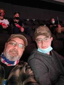 Mike attended Philadelphia Flyers vs. New Jersey Devils - NHL ** Military Appreciation Night ** Please Read Event Notes ** on May 10th 2021 via VetTix