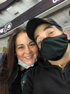 vince attended Philadelphia Flyers vs. New Jersey Devils - NHL ** Military Appreciation Night ** Please Read Event Notes ** on May 10th 2021 via VetTix