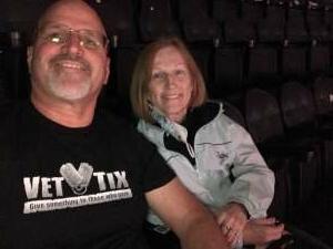 Matthew O'Hara attended Philadelphia Flyers vs. New Jersey Devils - NHL ** Military Appreciation Night ** Please Read Event Notes ** on May 10th 2021 via VetTix