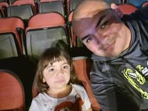 Hector c attended Disney on Ice Presents Mickey's Search Party on Jun 10th 2021 via VetTix