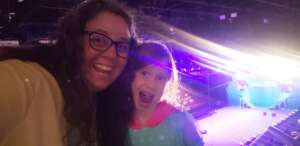 Amy attended Disney on Ice Presents Mickey's Search Party on Jun 10th 2021 via VetTix