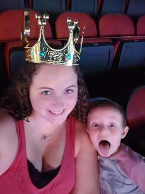 Jason attended Disney on Ice Presents Mickey's Search Party on Jun 11th 2021 via VetTix