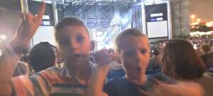 Jeff M. attended An Evening With Chicago and Their Greatest Hits on Jul 2nd 2021 via VetTix