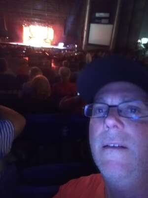 Jim attended An Evening With Chicago and Their Greatest Hits on Jul 2nd 2021 via VetTix