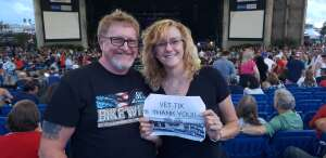 Dave B attended An Evening With Chicago and Their Greatest Hits on Jul 2nd 2021 via VetTix
