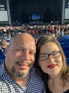 David attended An Evening With Chicago and Their Greatest Hits on Jul 2nd 2021 via VetTix