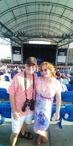J. Nunes attended An Evening With Chicago and Their Greatest Hits on Jul 2nd 2021 via VetTix