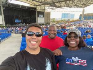 Deborah C-B attended An Evening With Chicago and Their Greatest Hits on Jul 2nd 2021 via VetTix