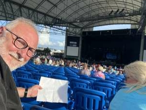 James Qm2/SS attended An Evening With Chicago and Their Greatest Hits on Jul 2nd 2021 via VetTix