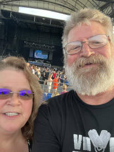 Jim Hussemann attended An Evening With Chicago and Their Greatest Hits on Jul 2nd 2021 via VetTix