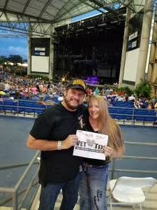 Tammy attended An Evening With Chicago and Their Greatest Hits on Jul 2nd 2021 via VetTix