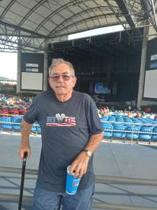 Jim P. attended An Evening With Chicago and Their Greatest Hits on Jul 2nd 2021 via VetTix