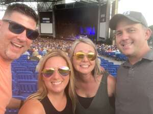 Ryan attended An Evening With Chicago and Their Greatest Hits on Jul 2nd 2021 via VetTix
