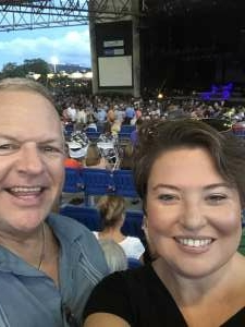 Tom attended An Evening With Chicago and Their Greatest Hits on Jul 2nd 2021 via VetTix