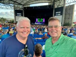 Paul. attended An Evening With Chicago and Their Greatest Hits on Jul 2nd 2021 via VetTix