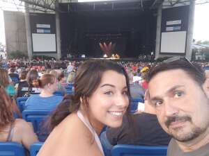 Paul attended An Evening With Chicago and Their Greatest Hits on Jul 2nd 2021 via VetTix
