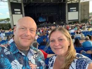 Jason attended An Evening With Chicago and Their Greatest Hits on Jul 2nd 2021 via VetTix