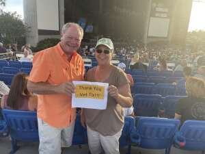 Dave C attended An Evening With Chicago and Their Greatest Hits on Jul 2nd 2021 via VetTix