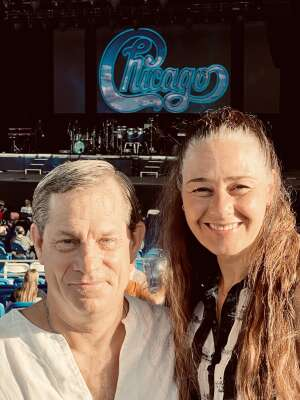 Heather Salisbury attended An Evening With Chicago and Their Greatest Hits on Jul 2nd 2021 via VetTix
