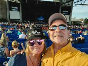 Chris attended An Evening With Chicago and Their Greatest Hits on Jul 2nd 2021 via VetTix