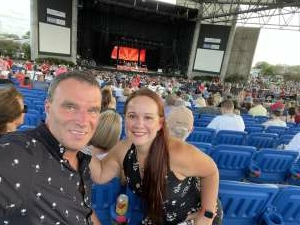 Tampa, Florida attended An Evening With Chicago and Their Greatest Hits on Jul 2nd 2021 via VetTix