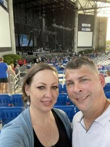 Anthony Thomas attended An Evening With Chicago and Their Greatest Hits on Jul 2nd 2021 via VetTix