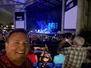 Rick attended An Evening With Chicago and Their Greatest Hits on Jul 2nd 2021 via VetTix
