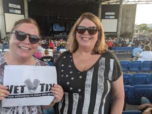 Jan attended An Evening With Chicago and Their Greatest Hits on Jul 2nd 2021 via VetTix