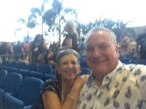 RicW attended An Evening With Chicago and Their Greatest Hits on Jul 2nd 2021 via VetTix