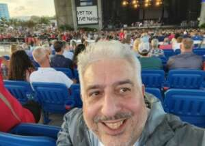 J. Rivera attended An Evening With Chicago and Their Greatest Hits on Jul 2nd 2021 via VetTix