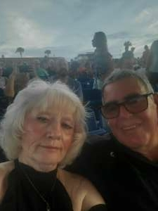 Astrid Meyer attended An Evening With Chicago and Their Greatest Hits on Jul 2nd 2021 via VetTix