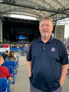 Terry Lambing attended An Evening With Chicago and Their Greatest Hits on Jul 2nd 2021 via VetTix