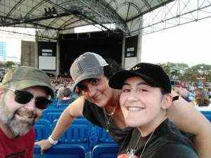 Matt attended An Evening With Chicago and Their Greatest Hits on Jul 2nd 2021 via VetTix
