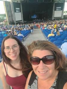 THE SHAWLEY'S attended An Evening With Chicago and Their Greatest Hits on Jul 2nd 2021 via VetTix