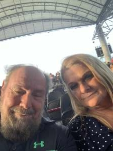 Airborne  attended An Evening With Chicago and Their Greatest Hits on Jul 2nd 2021 via VetTix