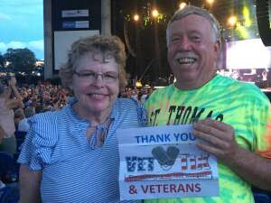 Harold attended An Evening With Chicago and Their Greatest Hits on Jul 2nd 2021 via VetTix