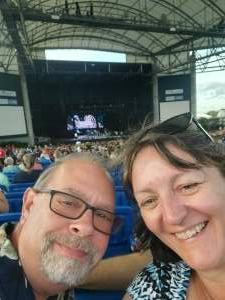 Kim W attended An Evening With Chicago and Their Greatest Hits on Jul 2nd 2021 via VetTix