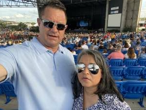 Jared B attended An Evening With Chicago and Their Greatest Hits on Jul 2nd 2021 via VetTix