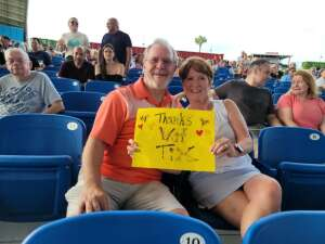 Guy Lindholm attended An Evening With Chicago and Their Greatest Hits on Jul 2nd 2021 via VetTix