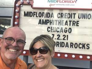 Andrew Sutton attended An Evening With Chicago and Their Greatest Hits on Jul 2nd 2021 via VetTix