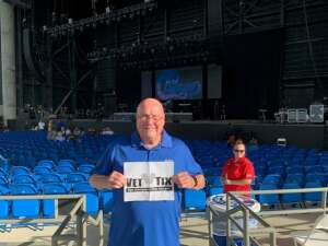 Rudy Muller attended An Evening With Chicago and Their Greatest Hits on Jul 2nd 2021 via VetTix