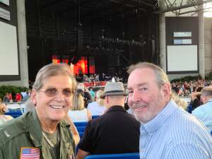 Bruce attended An Evening With Chicago and Their Greatest Hits on Jul 2nd 2021 via VetTix