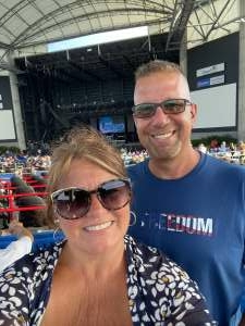 Ray R attended An Evening With Chicago and Their Greatest Hits on Jul 2nd 2021 via VetTix