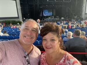 Wade attended An Evening With Chicago and Their Greatest Hits on Jul 2nd 2021 via VetTix
