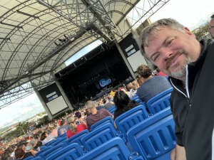 Joe attended An Evening With Chicago and Their Greatest Hits on Jul 2nd 2021 via VetTix