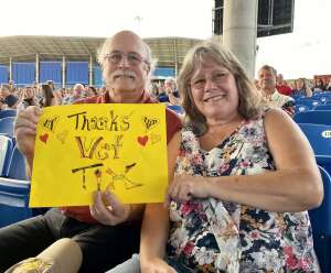 GaryW attended An Evening With Chicago and Their Greatest Hits on Jul 2nd 2021 via VetTix