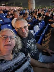 Kendra attended An Evening With Chicago and Their Greatest Hits on Jul 2nd 2021 via VetTix