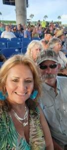 HTC Jerry  Smith attended An Evening With Chicago and Their Greatest Hits on Jul 2nd 2021 via VetTix